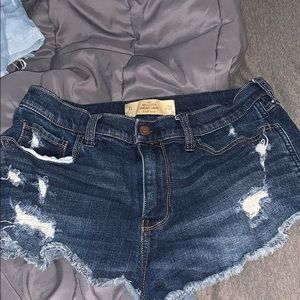 Hollister vintage short high-rise